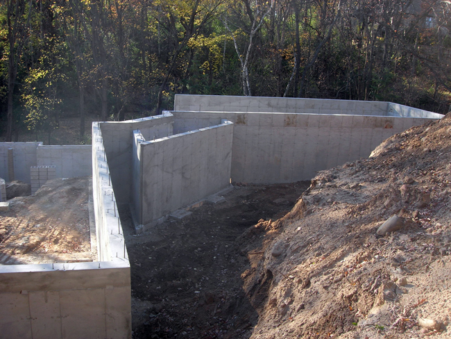 Cox Concrete Construction Inc Insulated Concrete Forms
